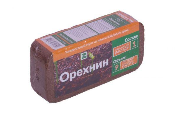 Орехнин 1, брикет 9 литров